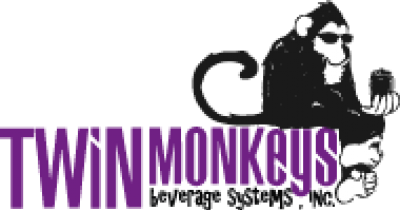 Logo for:  Twin Monkeys Beverage Systems