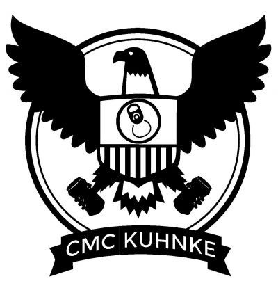Logo for:  CMC-KUHNKE, Inc.